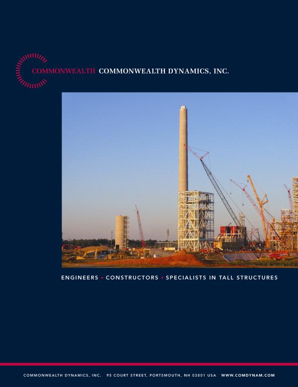 Commonwealth Dynamics Brochure