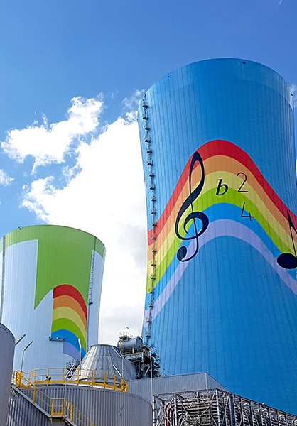 Opole Cooling Towers Case Study