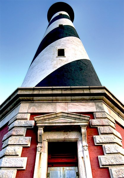 Cape Hatteras Lighthouse Restoration & Relocation