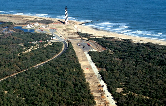 Cape Hatteras Relocation Case Study