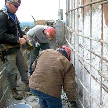 Concrete Chimneys Repairs & Maintentance