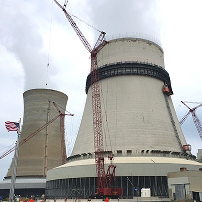Cooling Tower Repairs & Maintenance