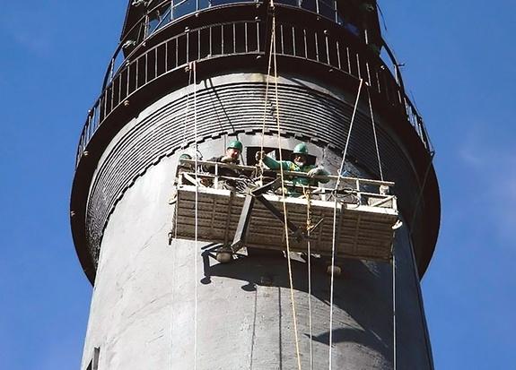 Historic Restoration of Lighthouse