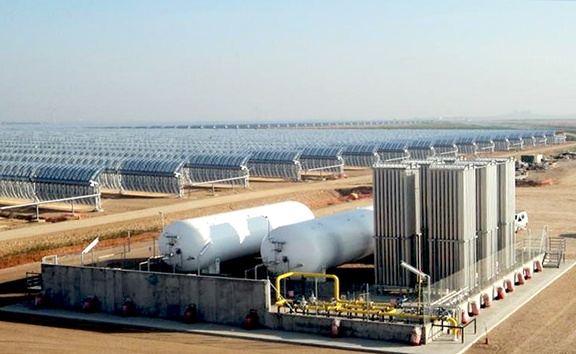 LNG & LPG Storage