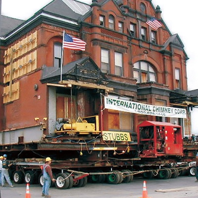 Structural Relocation Services