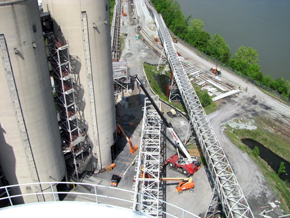 Silo Inspections, Repairs & Demolition