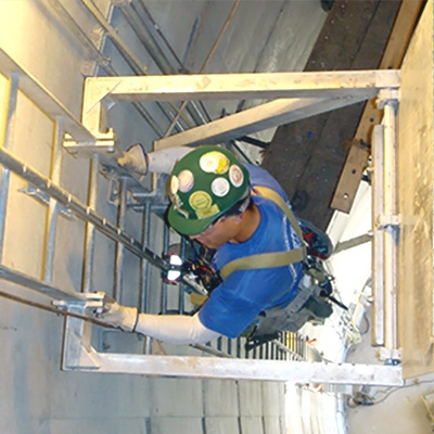 steel Stacks Inspections