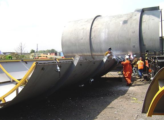 Steel Stacks - Liners